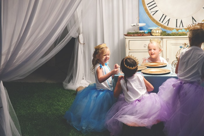 Cinderella Themed Royal Garden Party - Las Vegas www.trishphoto.com  328
