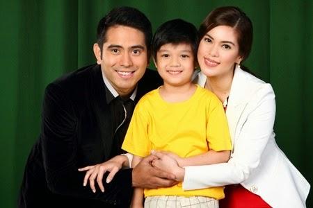 Gerald Anderson, Marco Masa and Shaina Magdayao - Nathaniel