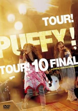 [TV-SHOW] PUFFY – TOUR! PUFFY! TOUR! 10 FINAL at 日比谷野外音楽(2006/12/20)