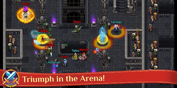 Warspear Online (MMORPG, MMO)- screenshot thumbnail
