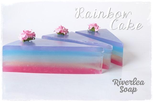 Rainbow MP Cake