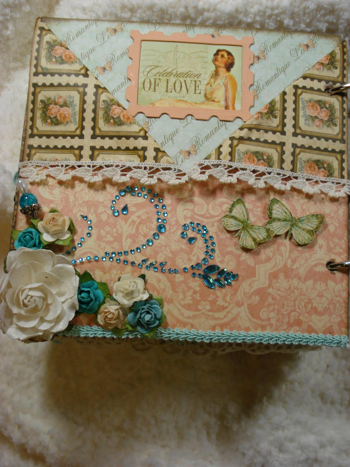 gypsy vintage wedding