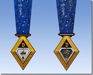 2015 DL medal