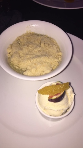 Mc Gettigan's Warm Apple & Blueberry Crumble - Mc Gettigan's Galway Blogger Taste & Tell Evening