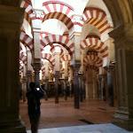 La Mezquita - katedra w Kordobie