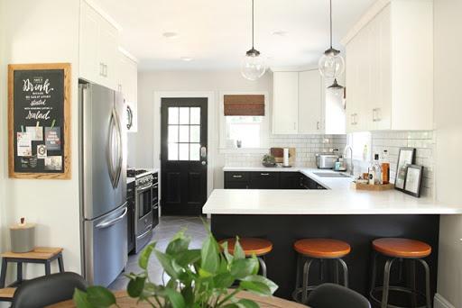Elegant Danks Honey Kitchen 004