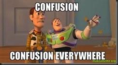 Confusion--Confusion