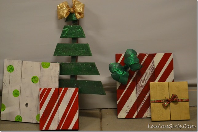 DIY-Pallet-Christmas-Tree-And-Presents (1)