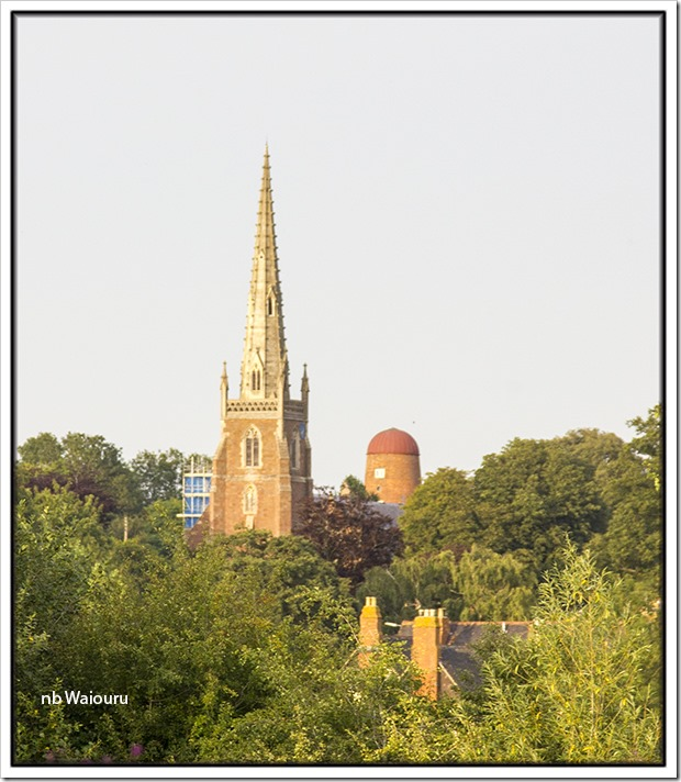 braunston spire