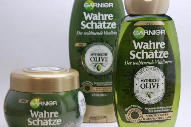 Garnier Wahre Schätze - Mythische Olive