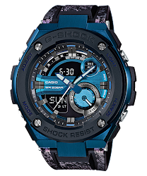Casio G Shock : GST-200CP