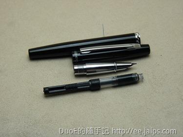 英雄鋼筆-0.38特細墨水管