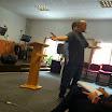 Společné setkání - Jerry Lillard Ostrava (květen)