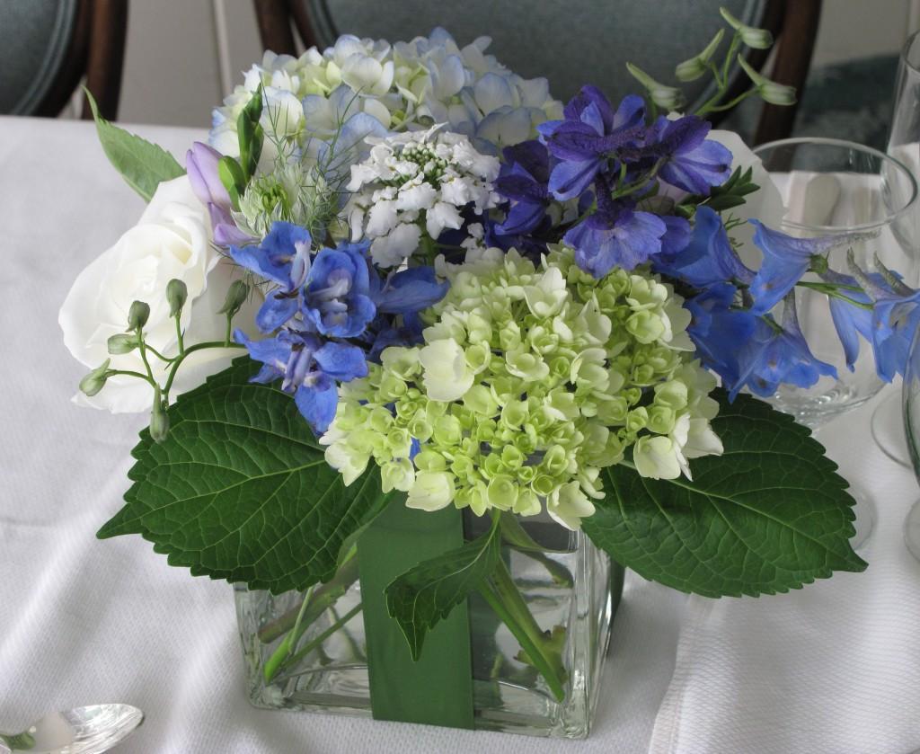 shades of blue delphinium,