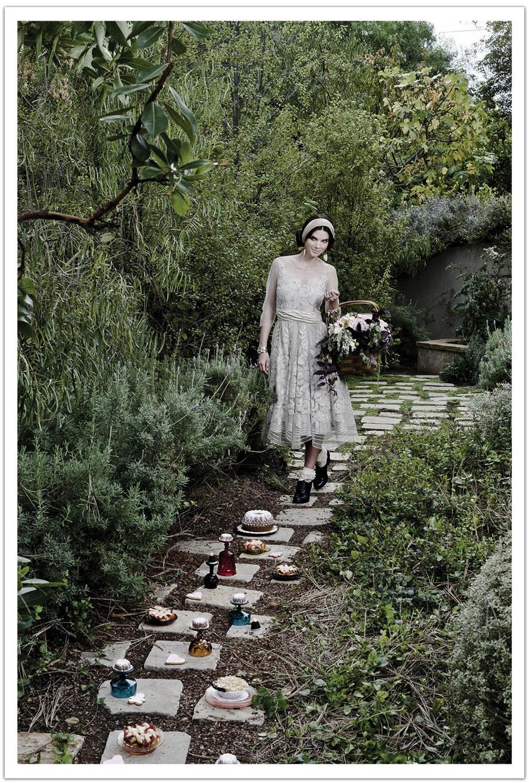 BHLDN Dress Fairy Tale Wedding