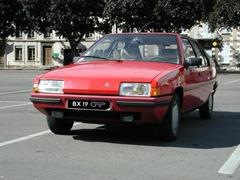 Citroen 1984 BX 19 GT