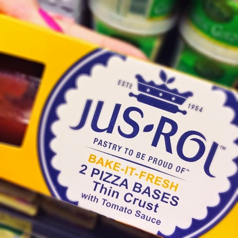 Jus Rol Recipes Pizza Jus Rol Bake-it-fresh 2 Pizza