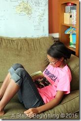 Madison reading