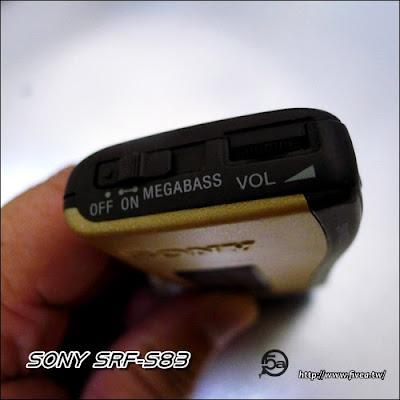 SONY SRF-S83