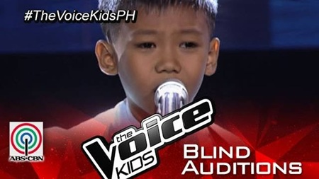 The Voice Kids PH 2 - Opong