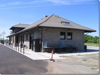 IMG_3139 Depot in Albany, Oregon on August 31, 2006