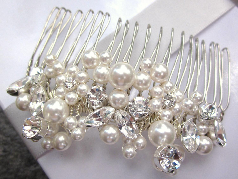 spanish wedding headpiece