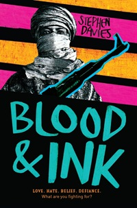 Stephen Davies Blood & Ink cover