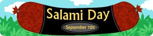 salami day