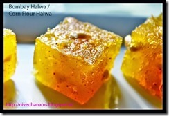 Bombay Halwa