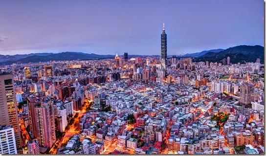 充滿科技的台灣社會