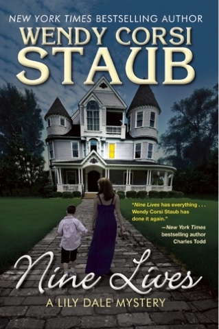 Review: Nine Lives by Wendy Corsi Staub