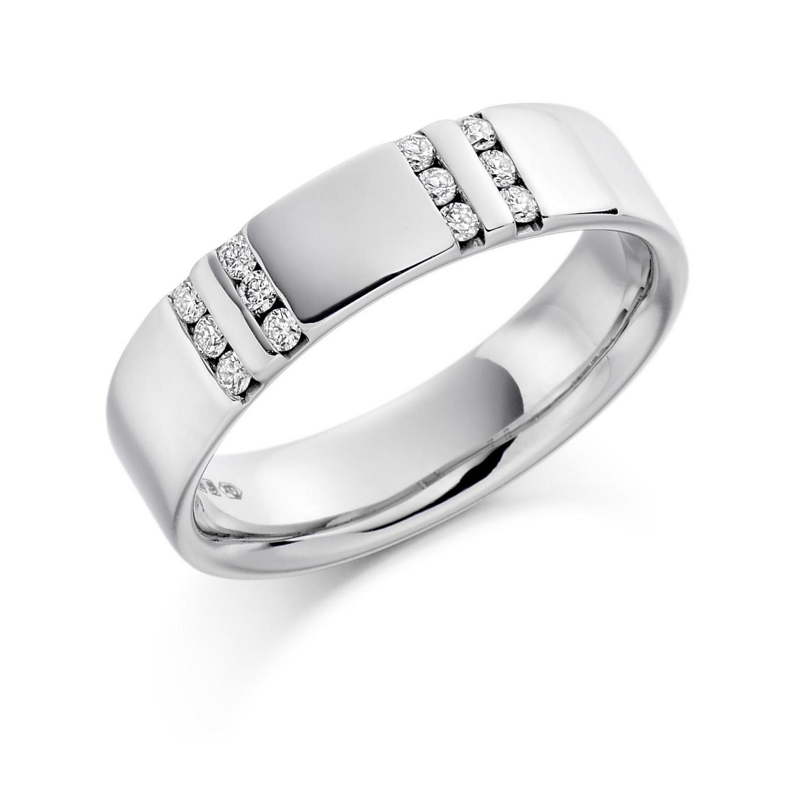 Band width: 5.80mm. Diamond
