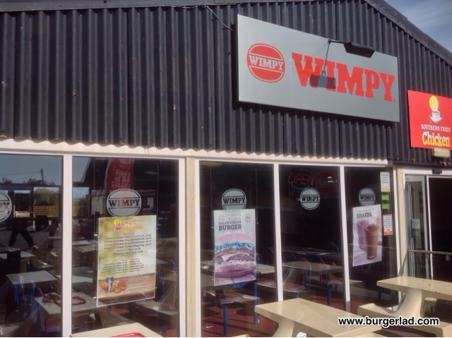 Wimpy The Original Quarterpounder Cheese