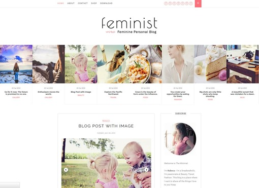 feminist-template