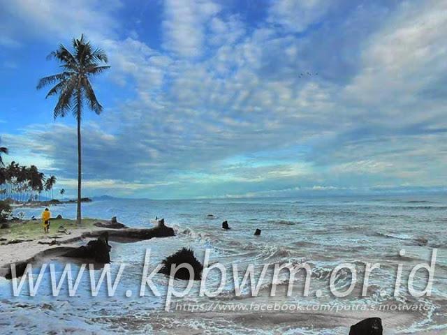 pantai baurung