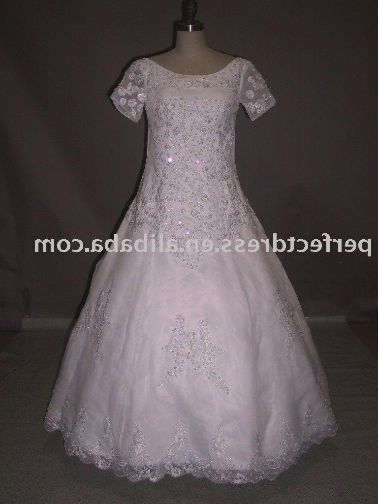 2011 lace vintage wedding gown