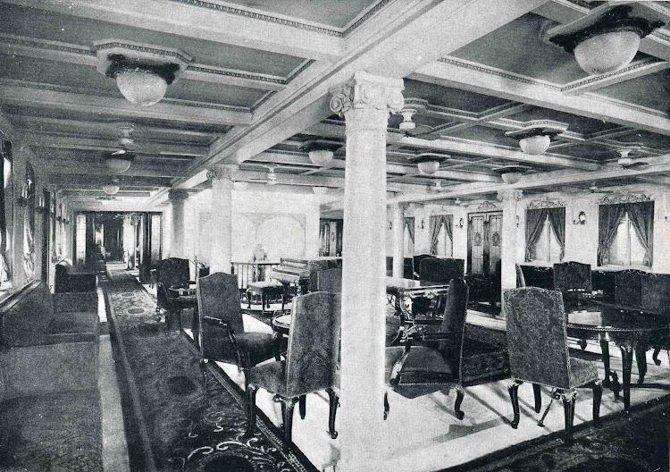 MAGALLANES. Hall de Primera Clase. Libro Obras. S.E. de C.N. 1928.jpg
