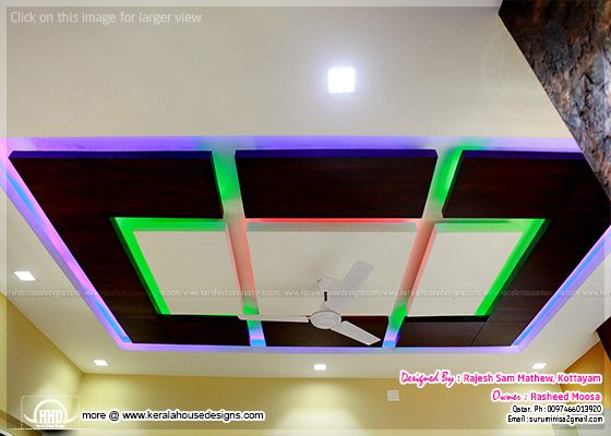 Ceiling green