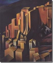 649px-Alexander_Kanoldt_-_Olevano_-_1924