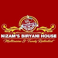 Nizam's Biryani House, Marathahalli, Marathahalli logo