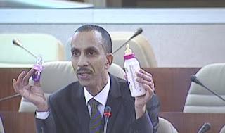 Nouvelle sortie du député «spécifique», Missoum face au ministre des finances