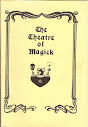 Theatre Magick Aleister Crowley And Rites Of Eleusis