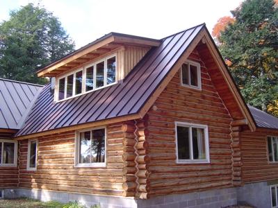 Standing Seam Metal Roofing Dan Perkins Construction