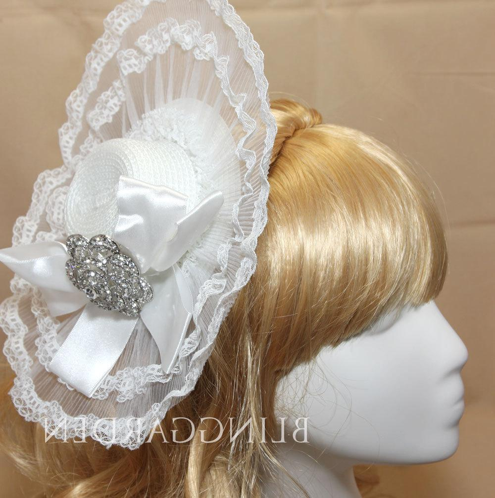 Handmade Bridal Wedding White