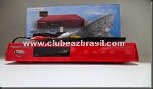 NOVA ATUALIZAÇÃO MEGA BOX 3000 FULL HD TWIN