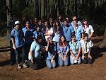 Clanes Rovers de Scouts de Tenerife: Aguere, Atamán y Anambro