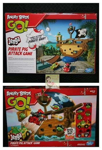 Angry Birds Jenga[6]