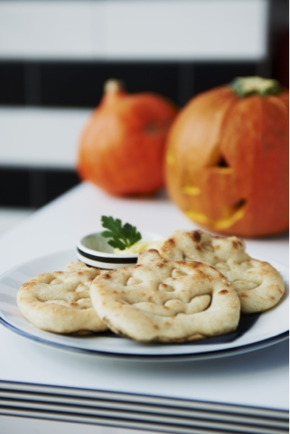 Pumpkin Dough Balls