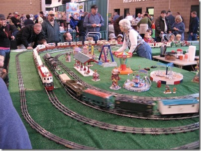 IMG_0855 Toy Train Operating Society - Pacific Northwest Division at the WGH Show in Puyallup, Washington on November 21, 2009