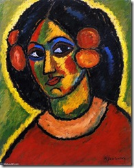 Alexei-Jawlensky-Portrait-of-a-Woman-Katia-2-